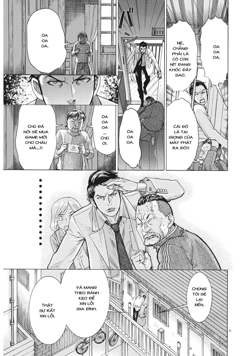 Natsume Arata no Kekkon chap 1 - Trang 11