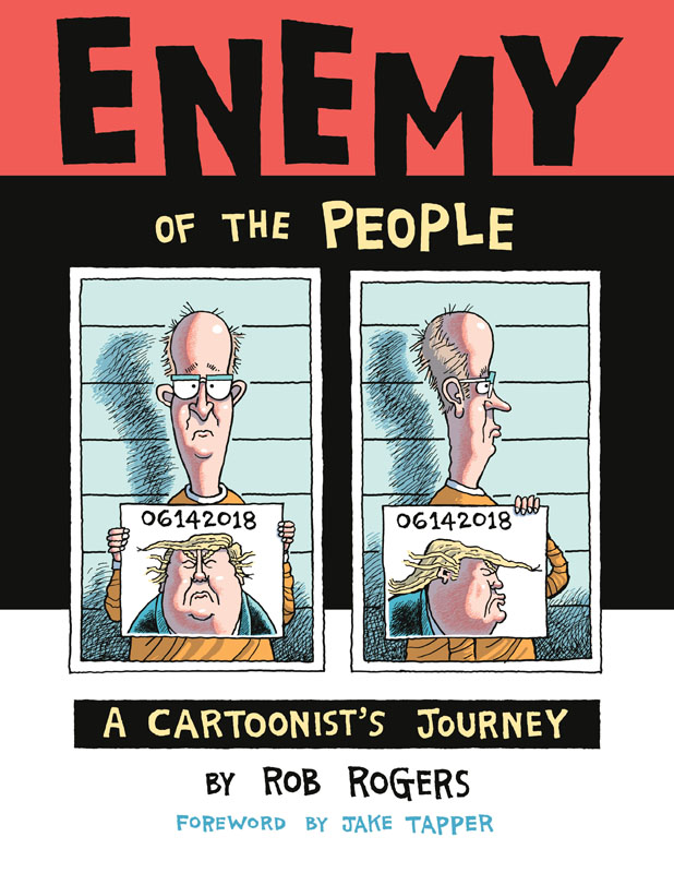 Enemy of the People - A Cartoonist's Journey (2019)