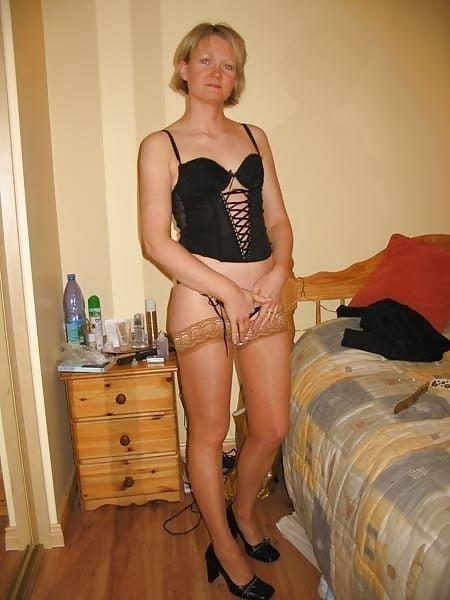 Milf short hair porn-3860
