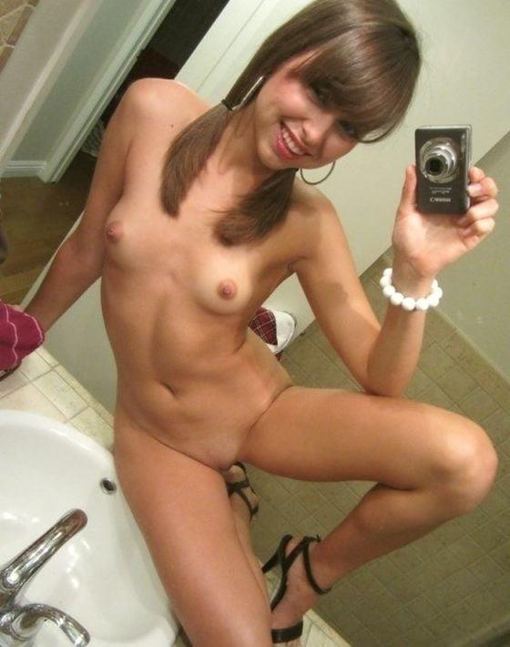 Naked self shot girls-1316