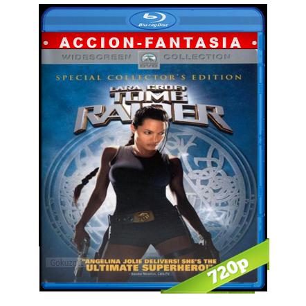 Lara Croft Tomb Raider HD720p Audio Trial Latino-Castellano-Ingles 5.1 2001