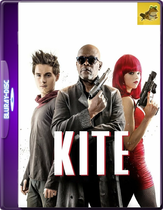 Kite (2014) Brrip 1080p (60 FPS) Latino / Inglés