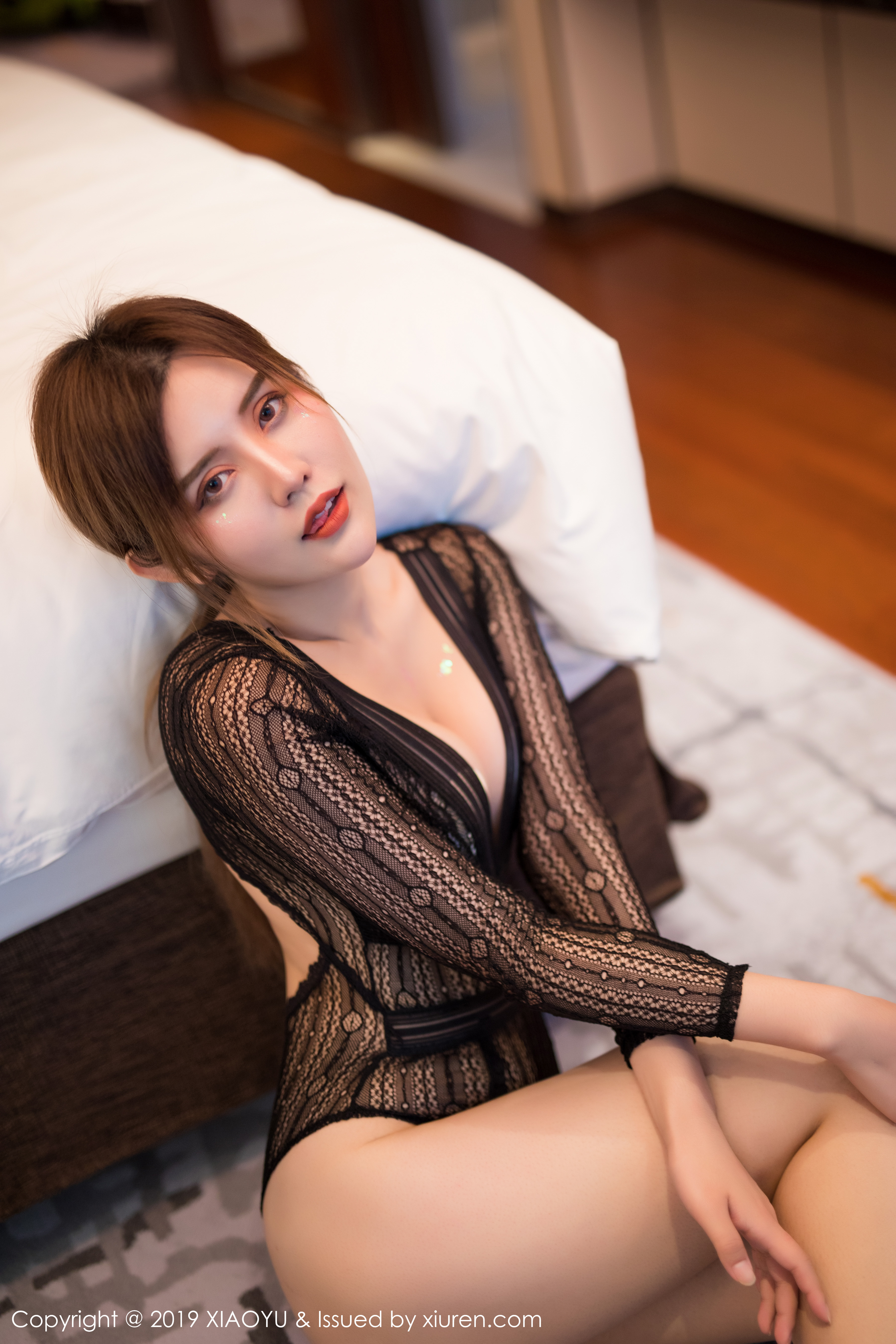 XIAOYU.064 cris_卓娅祺 女神連體衣 - 貼圖 - 清涼寫真 -
