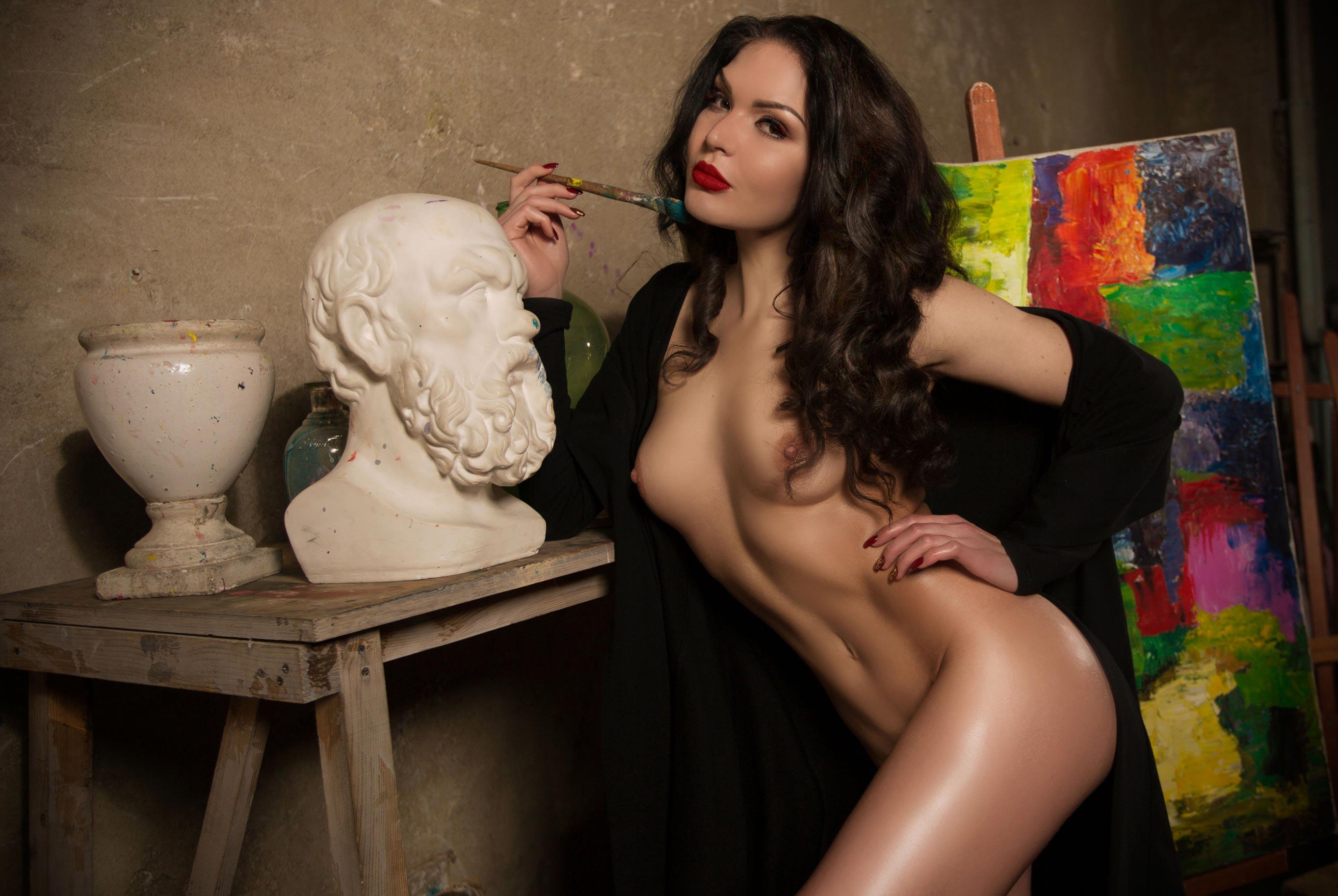 Оксана Баст / Oksana Bast by Nika Meln