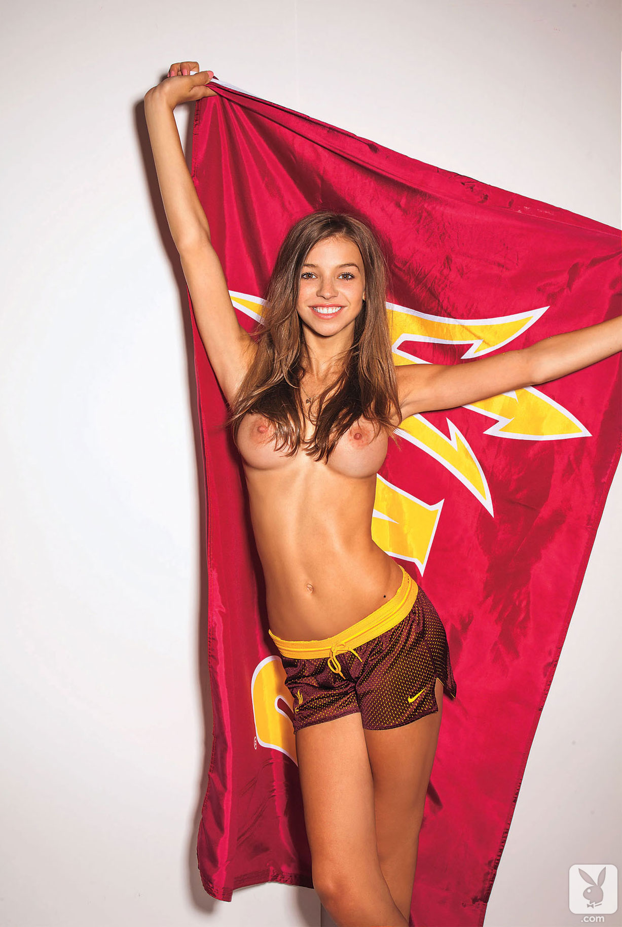 Playboy US october 2013 - Girls of the Pac 12