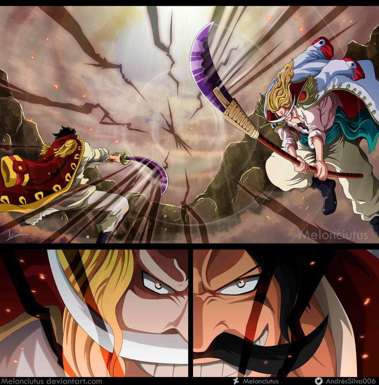 One Piece Manga 967 [Español] [Mugiwara Scans] FaayIVvI_o