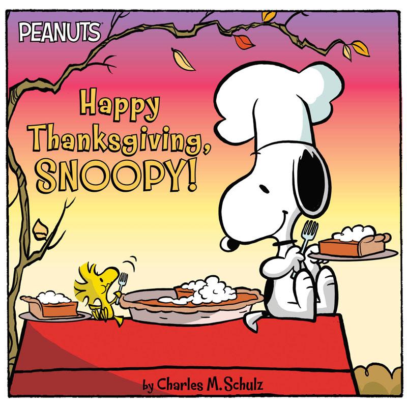 Peanuts - Happy Thanksgiving, Snoopy! (2018)