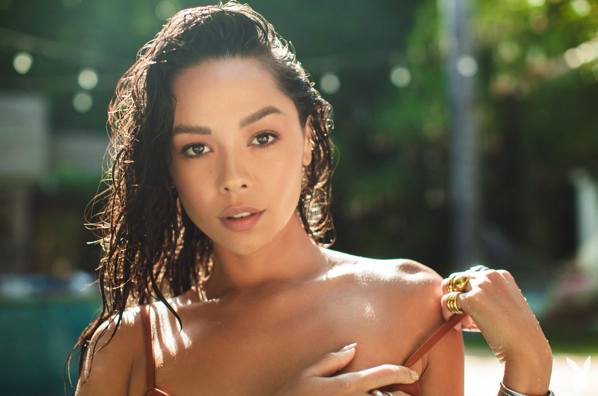 Девушка месяца Даниэлла Алькараз, Playboy США сентябрь 2020 / фото 14