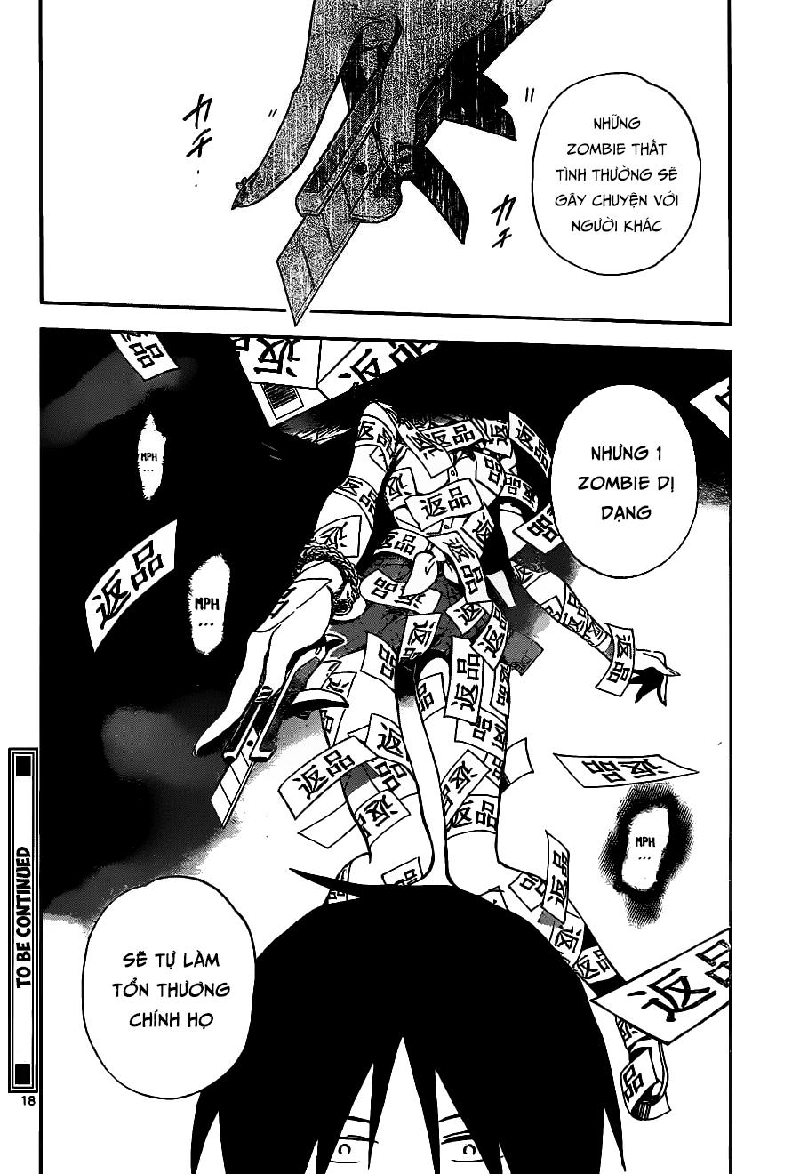 Hatsukoi Zombie Chapter 10 - Trang 20