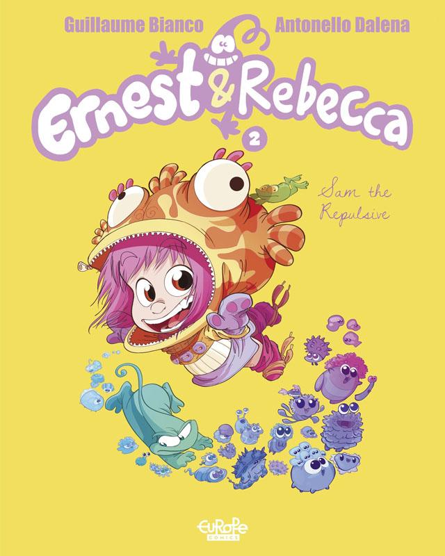 Ernest & Rebecca 01-03 (2020)