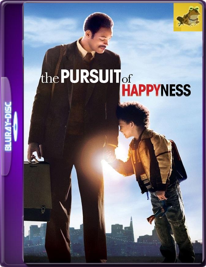 En Busca De La Felicidad (2006) Brrip 1080p (60 FPS) Latino / Inglés