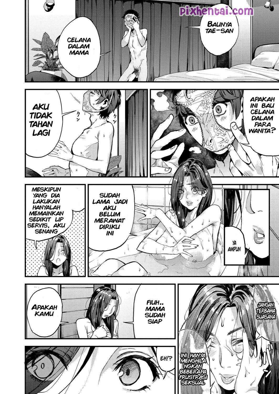 Komik Hentai Together With a Single Mother Manga XXX Porn Doujin Sex Bokep 10