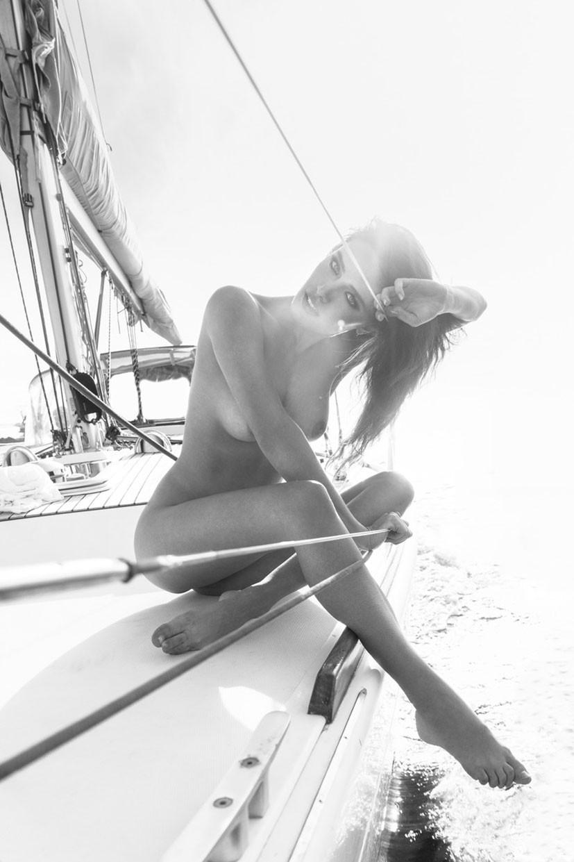 Kayla Jean Garvin nude by Khoa Bui