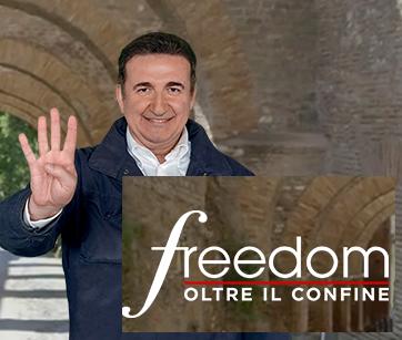 Freedom Oltre Il Confine (2018) Stagione 1 [Ep. 02/xx] .mkv WEBRip x264 AAC -ITA