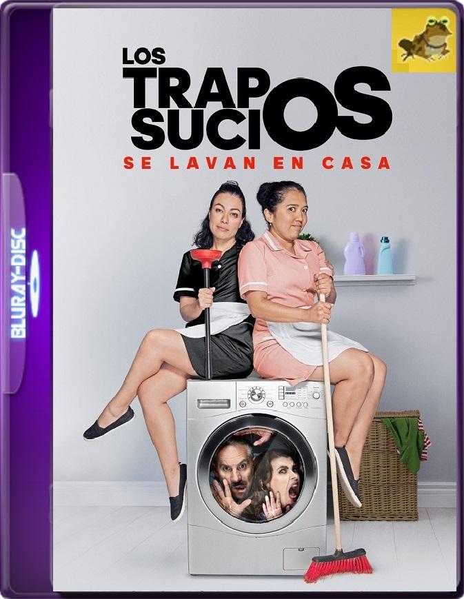 Los Trapos Sucios Se Lavan En Casa (2020) WEB-DL 1080p (60 FPS) Latino
