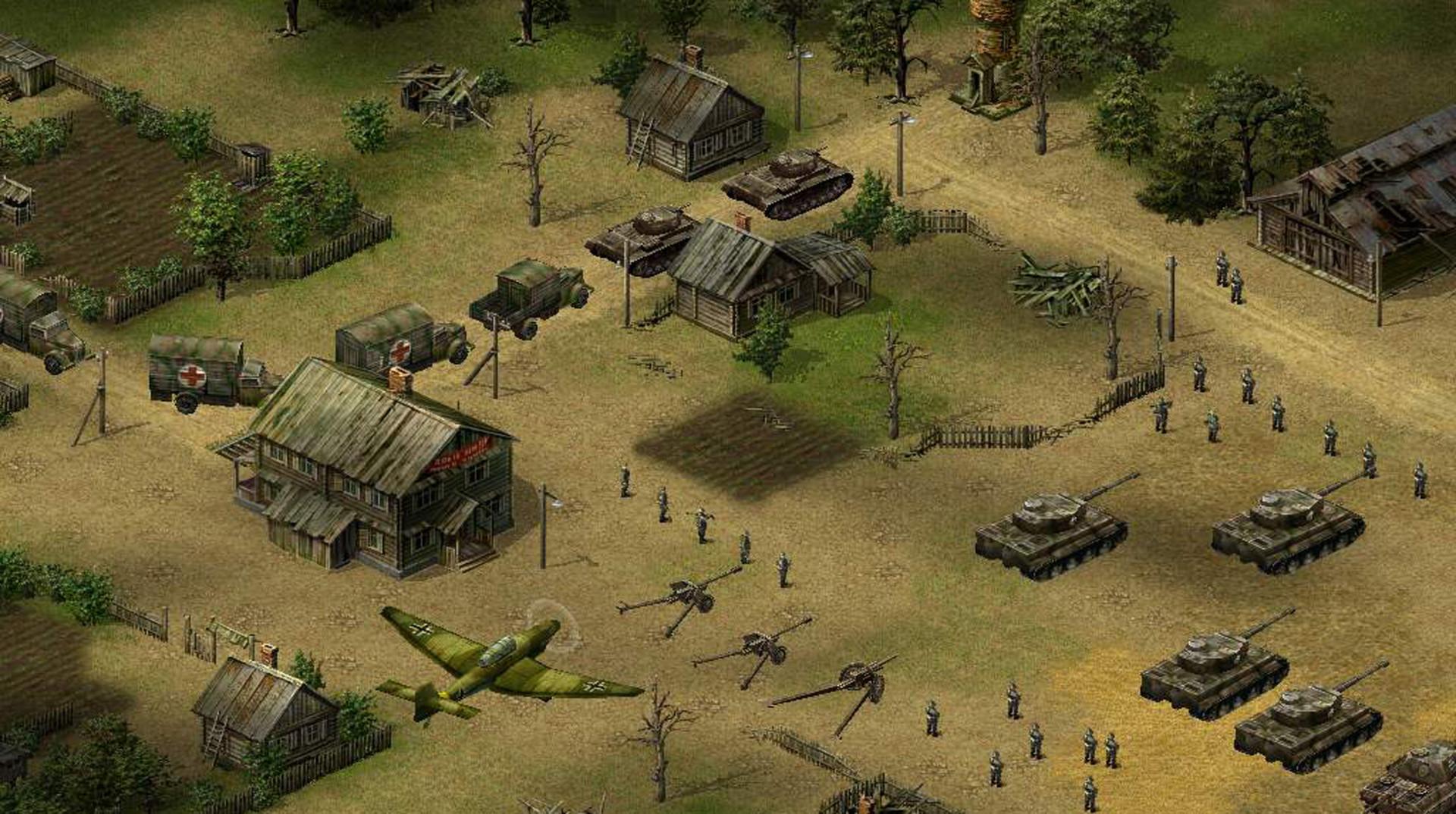 Blitzkrieg Anthology Captura 3