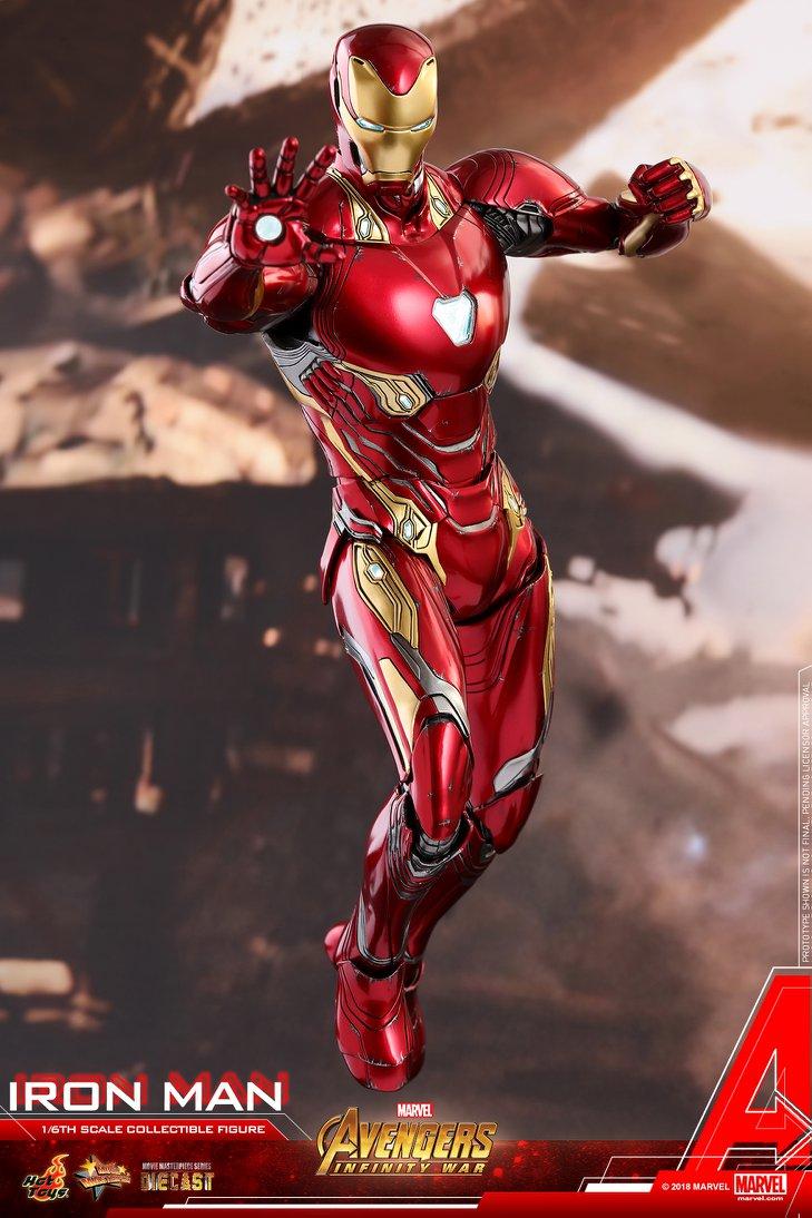 Avengers - Infinity Wars - Iron Man Mark L (50) 1/6 (Hot Toys) YcywSefi_o