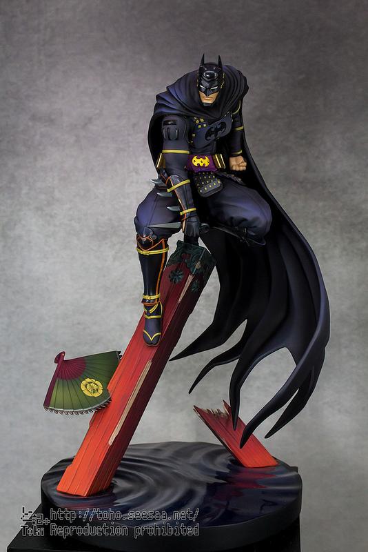 Ninja Batman Takashi Ozaki Vers. 1/6 Statue (Good Smile Company) VSPGfKlq_o