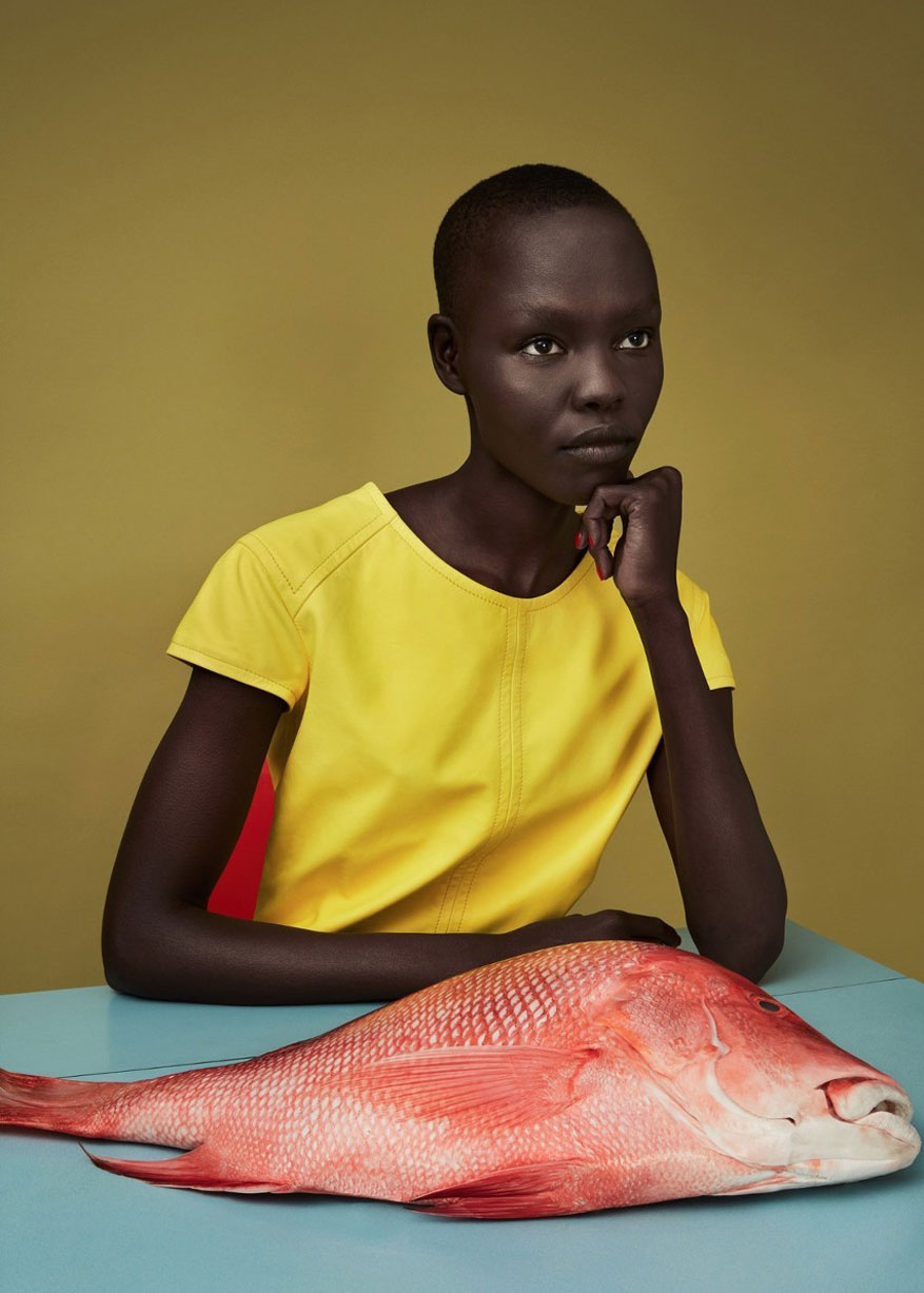 Sunrise Market / Grace Bol by Solve Sundsbo / Luncheon Magazine