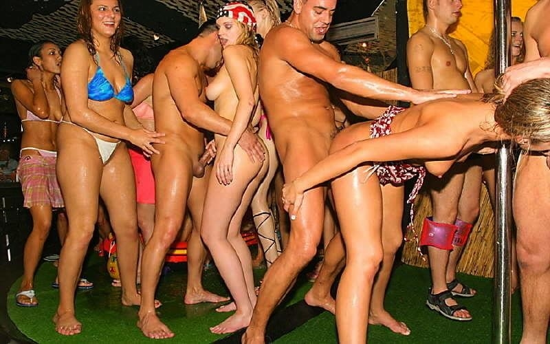 Club orgy hd-8733