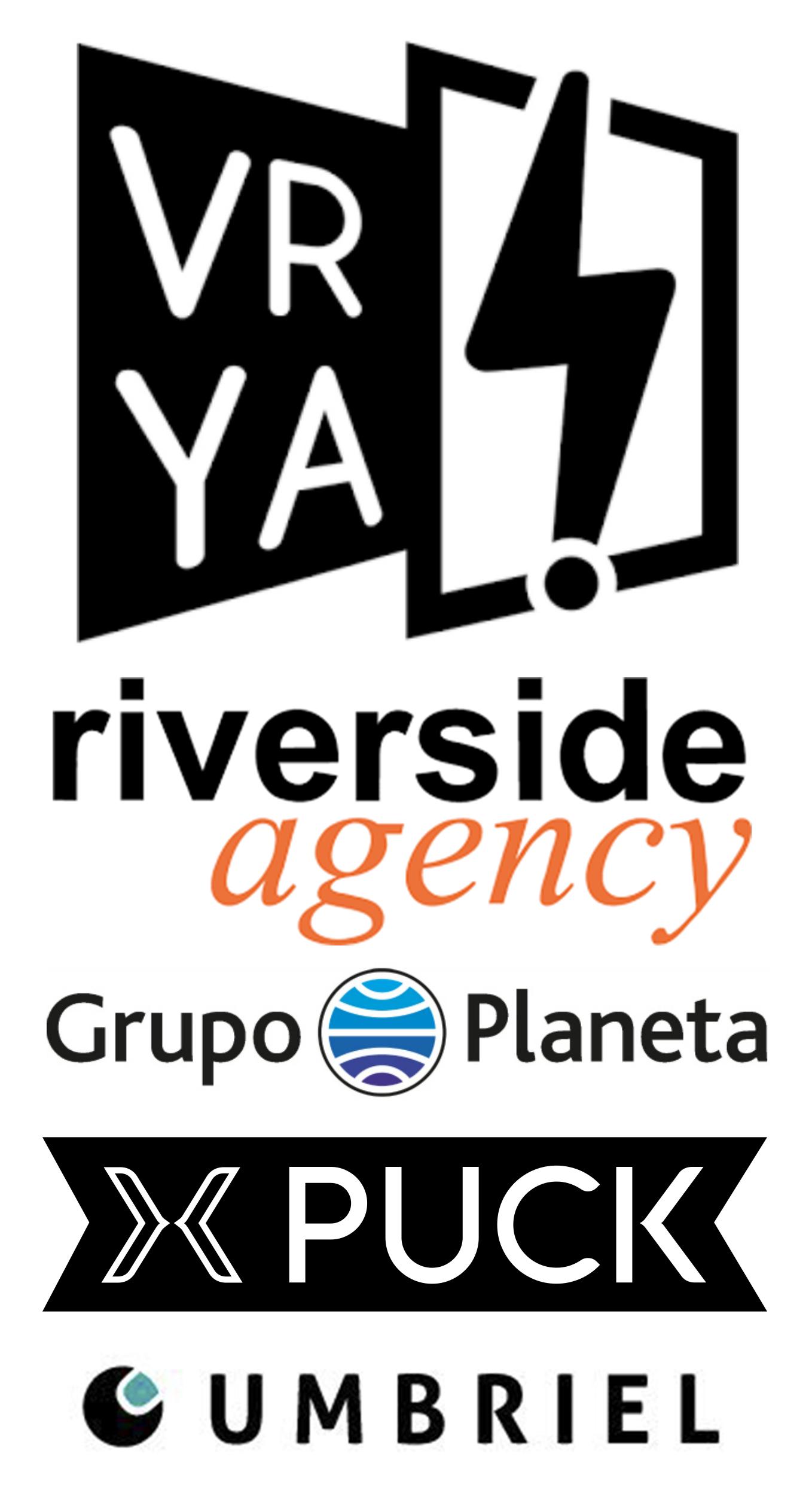 Gracias VRYA, Riverside Agency, Planeta, Puck y Umbriel