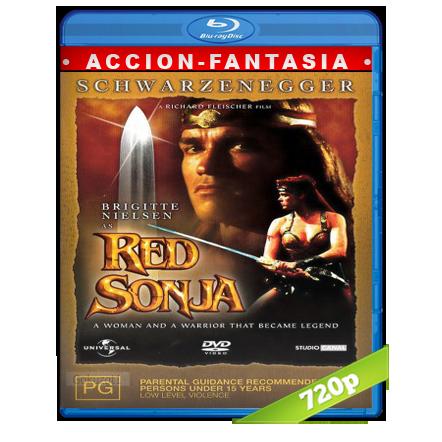 El Guerrero Rojo 720p Lat-Cast-Ing[Fantastico](1985)