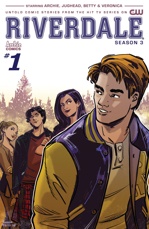 Riverdale - Season Three #1-2 (2019)