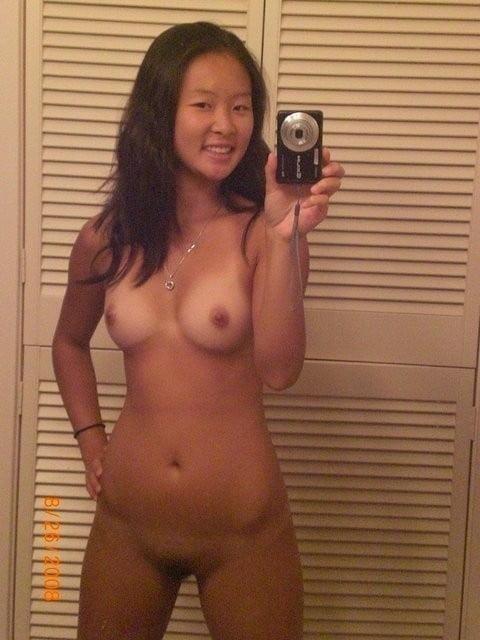 Hot nude asian selfies-1989