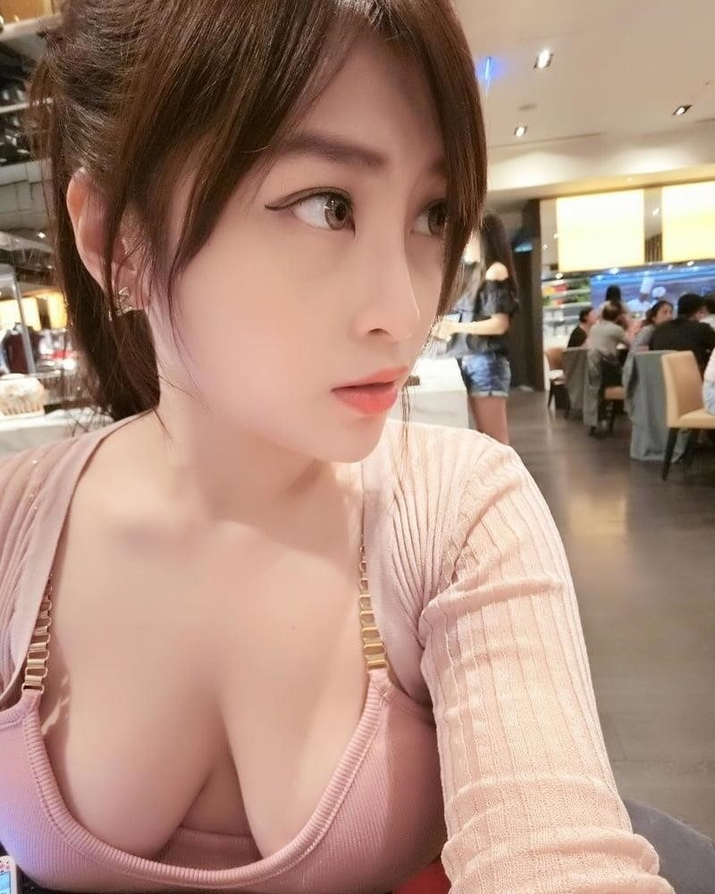 Chubby asian huge tits-4037