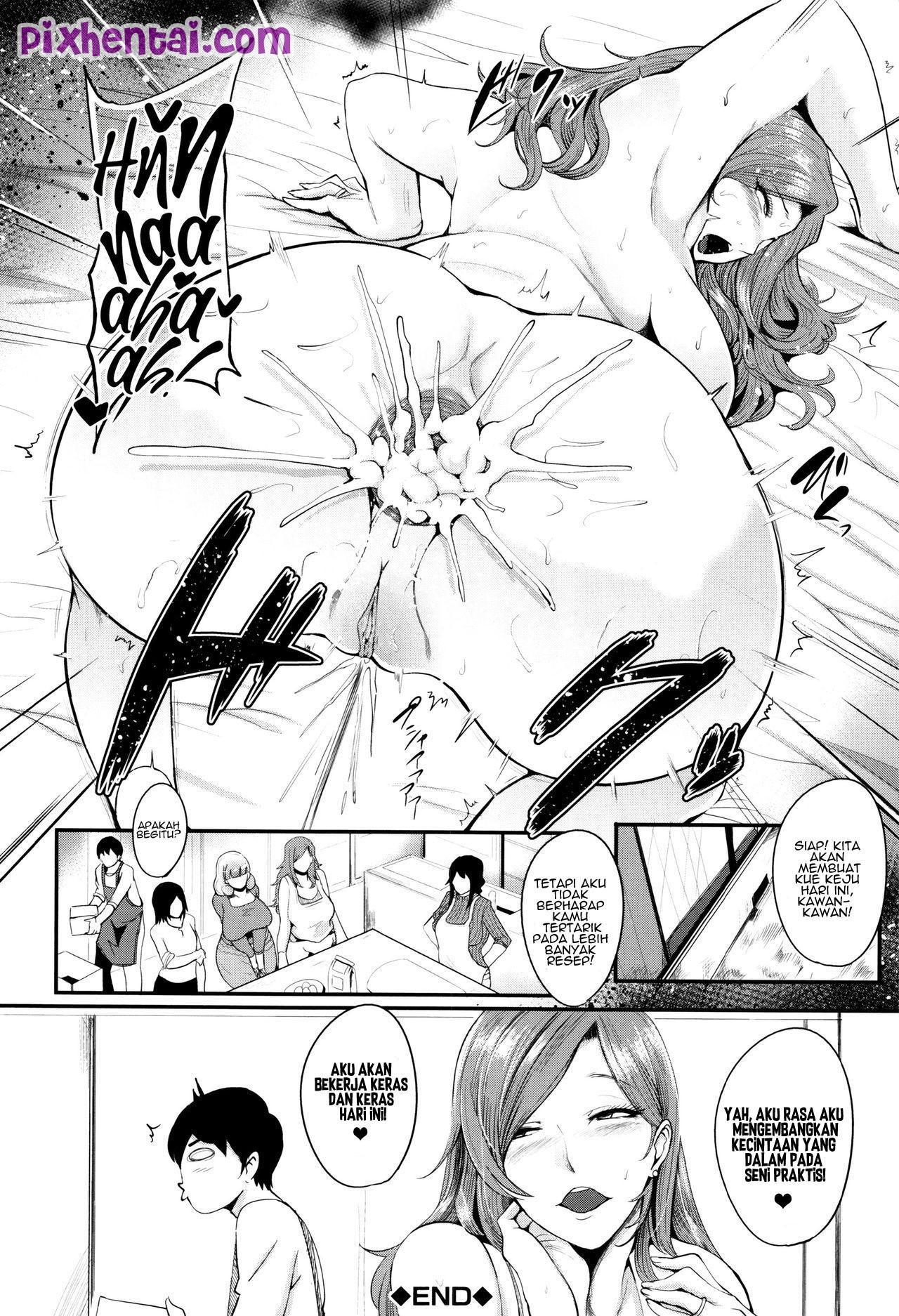 Komik hentai xxx manga sex bokep daya tarik seks teman-teman ibu 30