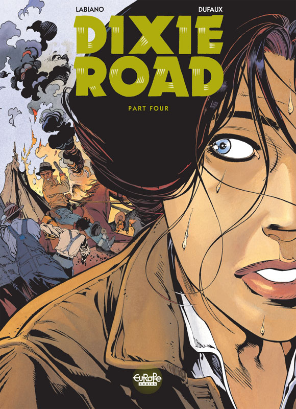 Dixie Road #1-4 (2017) Complete