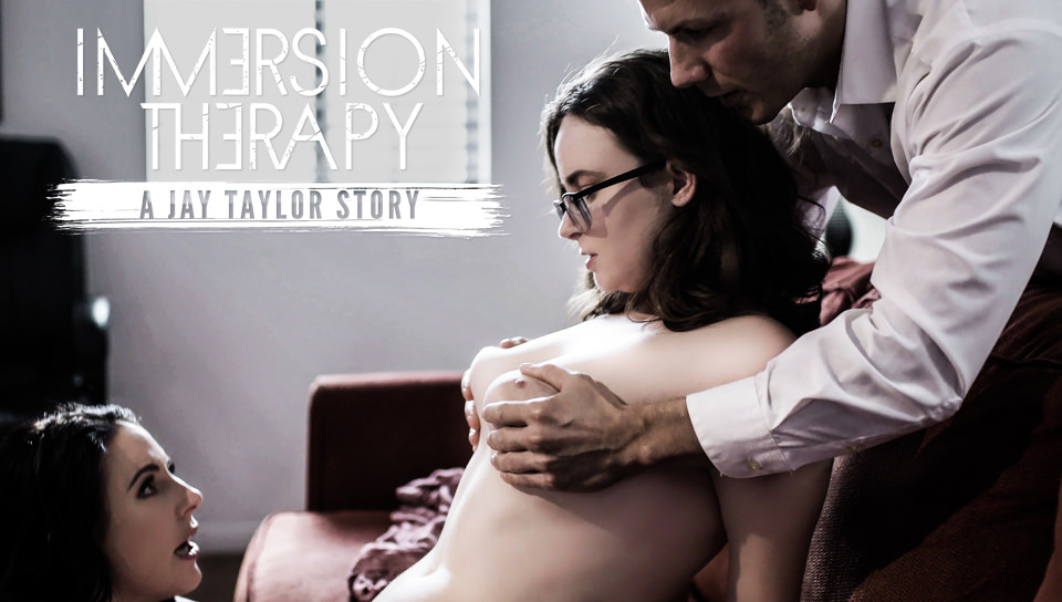 Angela White, Jay Taylor, Seth Gamble, Codey Steele – Immersion Therapy – A Jay Taylor Story – Pure Taboo [HD]