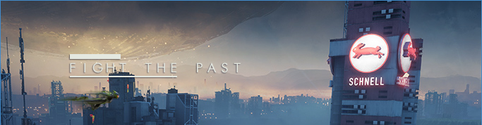 Fight the Past Banner
