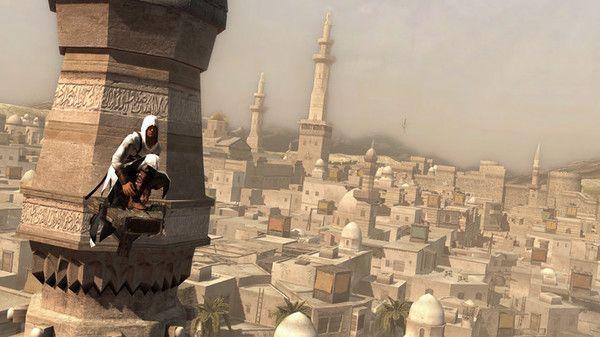 Assassin's Creed: Directors Cut Captura 1