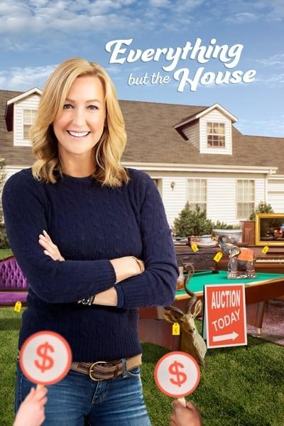 Everything But the House S01E04 Memories and Memorabilia RERIP 720p HEVC x265