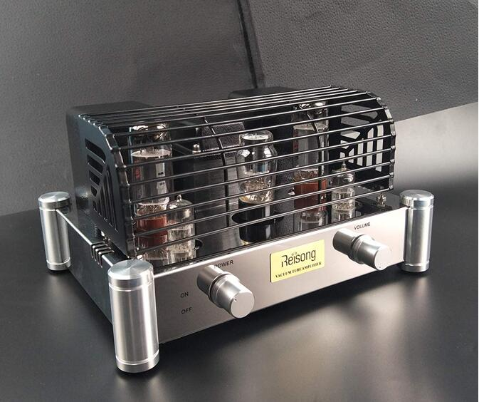 China-hifi-Audio Presents Modern Reisong Audiophile Tube Amplifiers for People Who Want to Hear Music in the Best Quality and Form