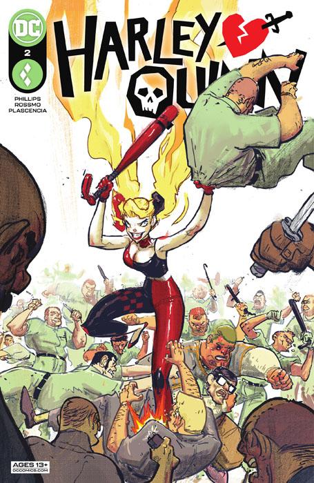 Harley Quinn #1-7 + Annual (2021)