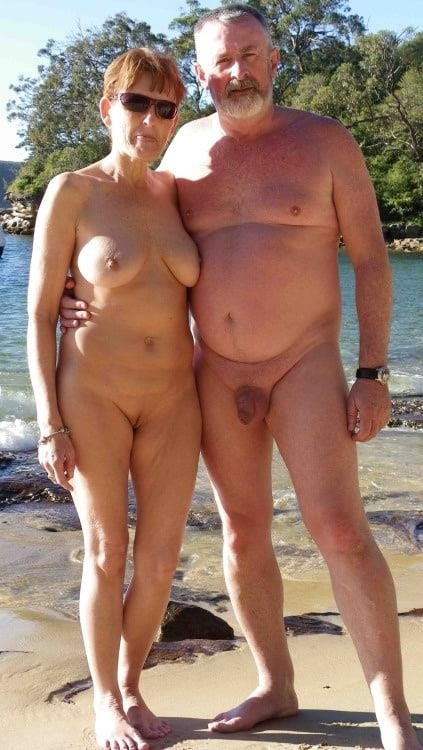 Mature nude beach pic-1193