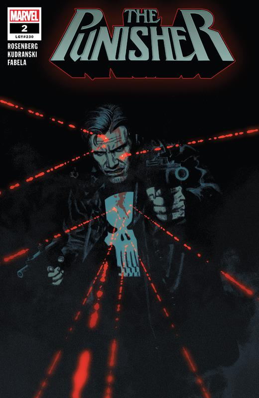 The Punisher Vol.12 #1-12 (2018-2019)