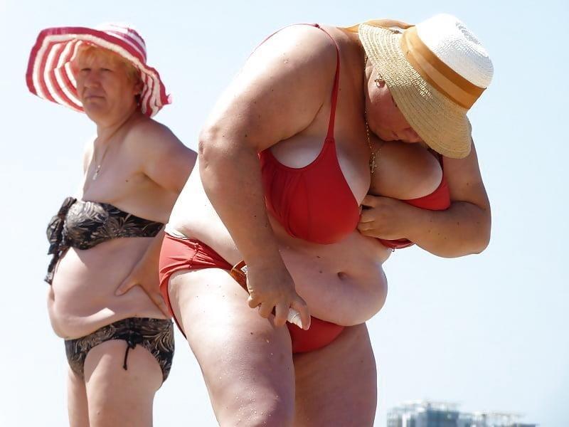 Nude big boobs on beach-1855