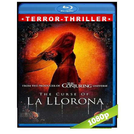 La Maldicion De La Llorona (2019) BRRip Full 1080p Audio Trial Latino-Castellano-Ingles 5.1
