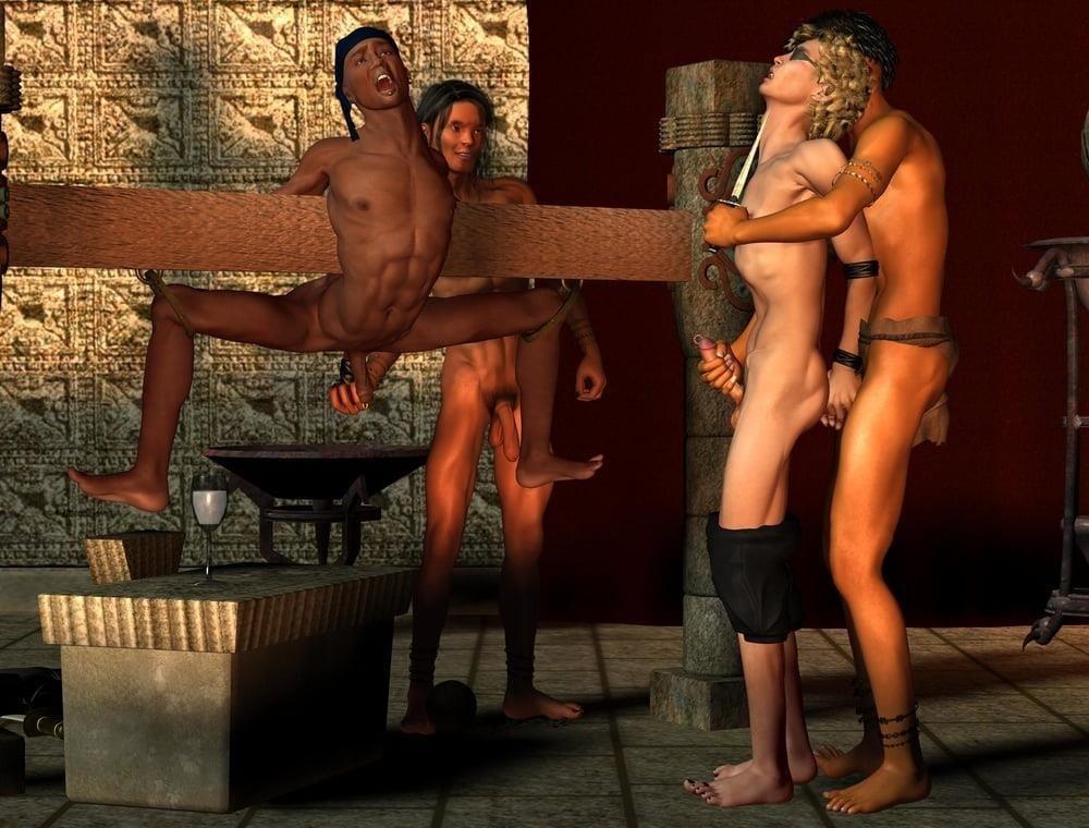 Roman slave xxx-7810