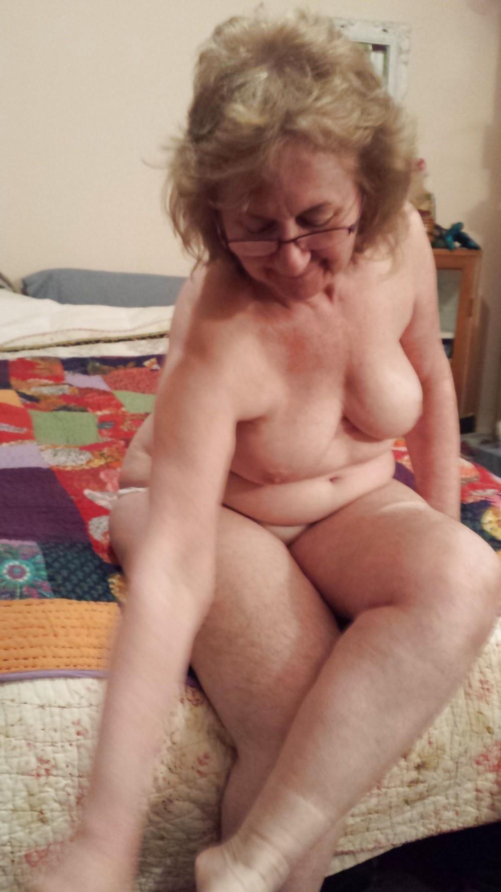 Chubby granny nude pics-3539