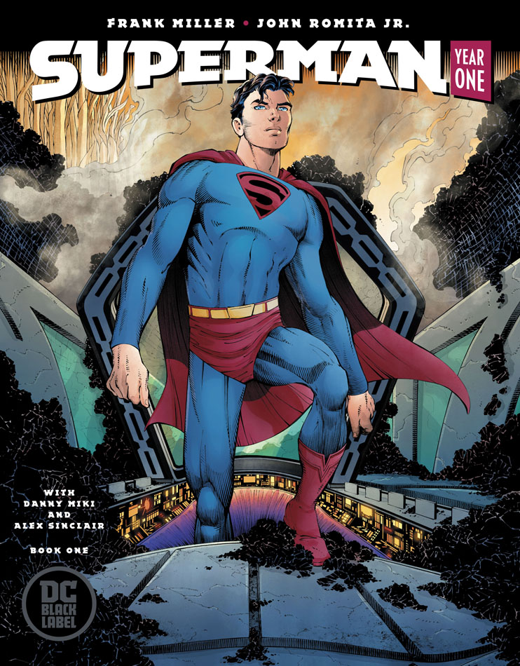Superman - Year One #1-3 (2019) Complete