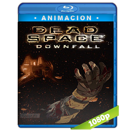 Dead Space Perdicion (2008) BRRip Full 1080p Audio Trial Latino-Castellano-Ingles 5.1