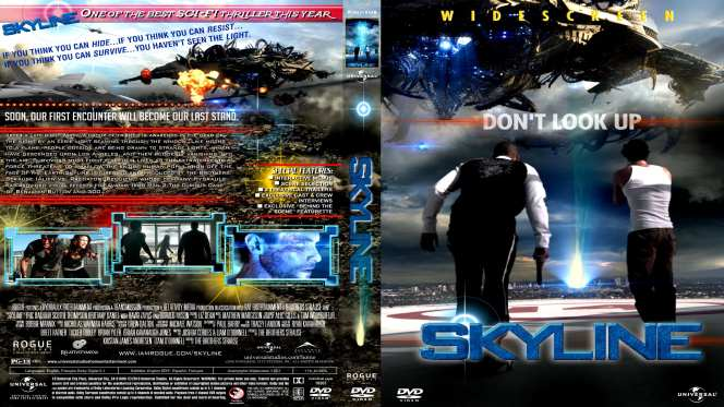 Skyline La Invasion (2010) BRRip 720p Audio Trial Latino-Castellano-Ingles