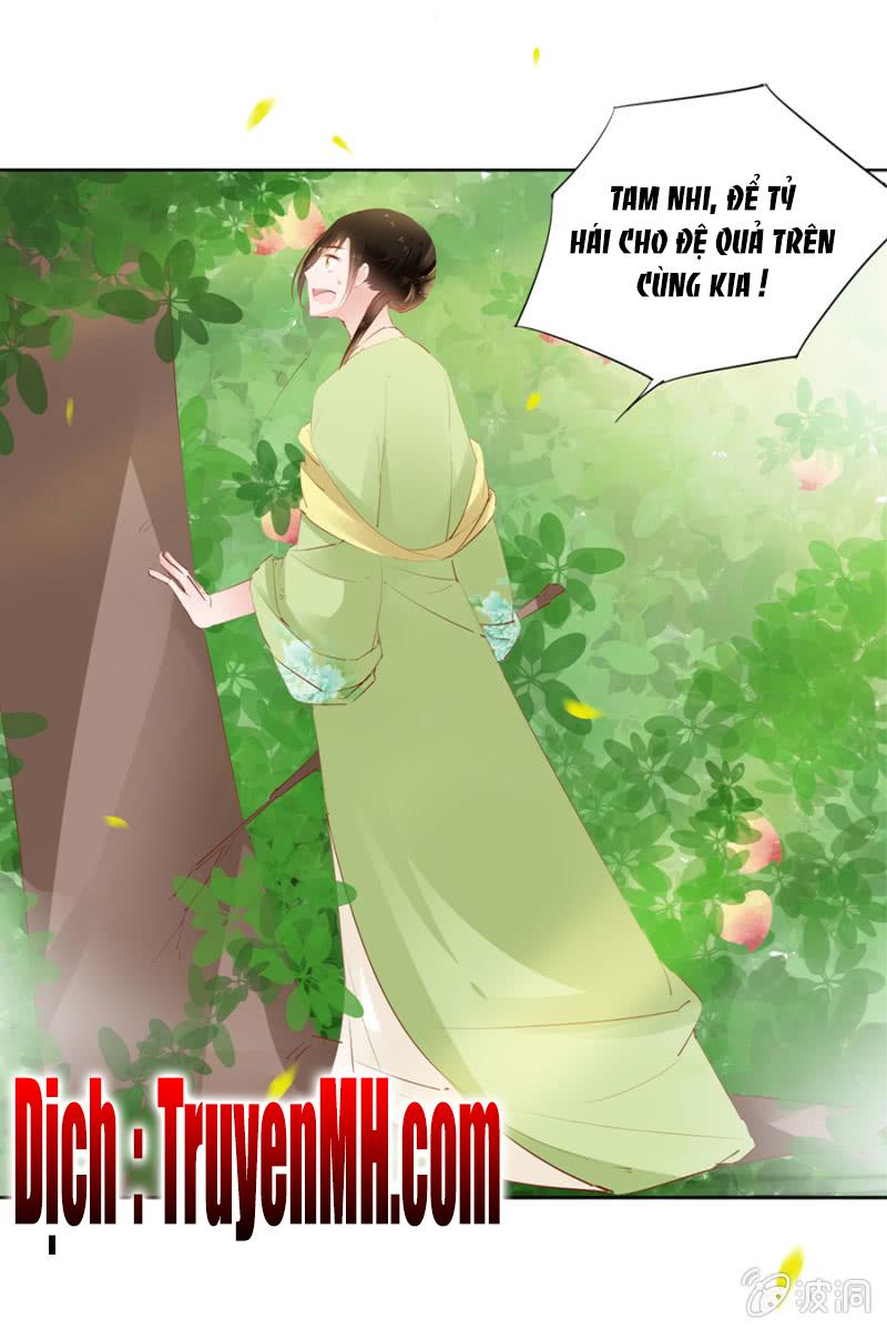 Solo Đi Vương Gia Chap 29 Trang 3