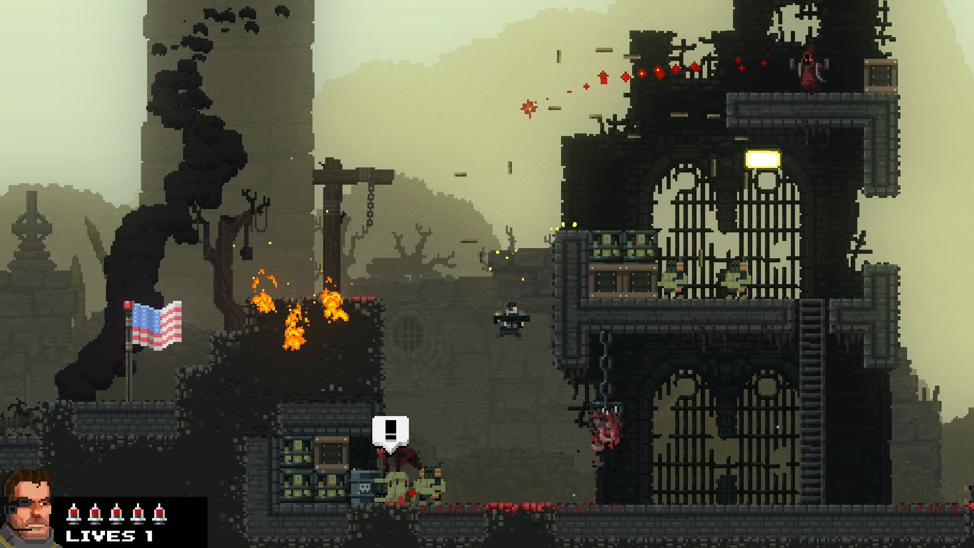 Broforce Captura 3