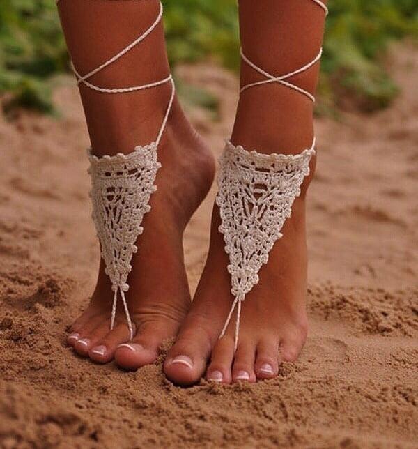 Lesbian long toes-3581
