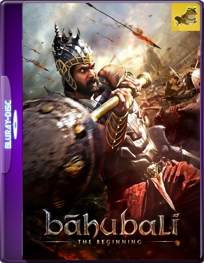 Baahubali: The Beginning (2015) Brrip 1080p (60 FPS) Latino / Hindi
